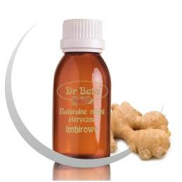 Olejek imbirowy - eteryczny Dr Beta