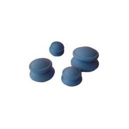 Gumowe bańki akupunkturowe