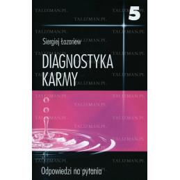 Diagnostyka karmy 5 - odpowiedzi na pytania