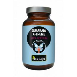 Guarana Xtreme z 20% kofeiny (90 tabletek x 500mg) Hanoju