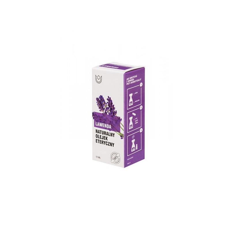 LAWENDA - Naturalny olejek eteryczny (12ml)