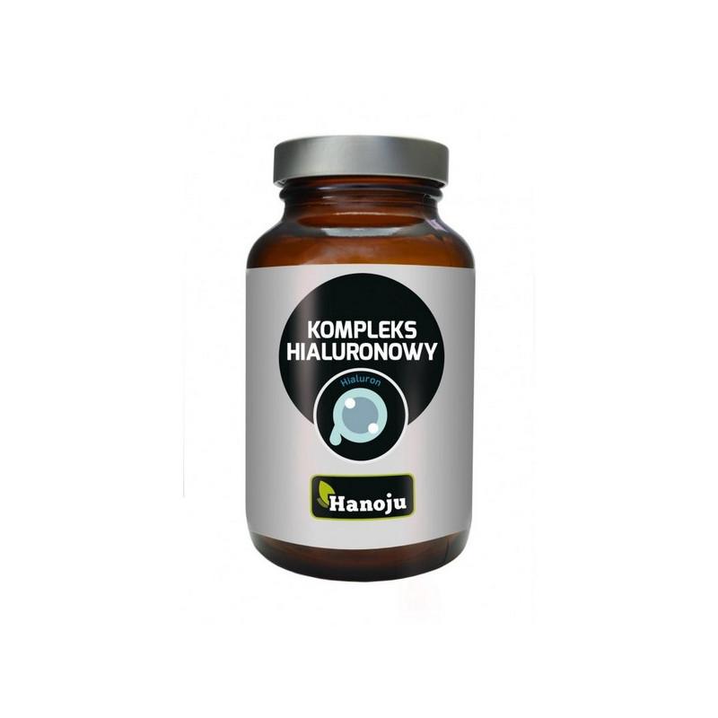 Kompleks Hialuronowy (120 tabletek) HANOJU