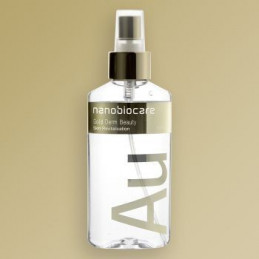 Nanobiocare GOLD / ZŁOTO 100 ml Spray Derm Beauty aXonnite