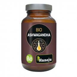 BIO ASHWAGANDHA 500 mg (240 tabletek) Hanoju
