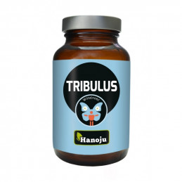 Tribulus ekstrakt 400mg (90 tabletek) Hanoju