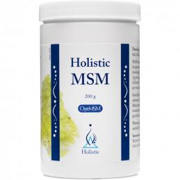 Holistic MSM / Organiczna siarka Metylosulfonylometan (200g)