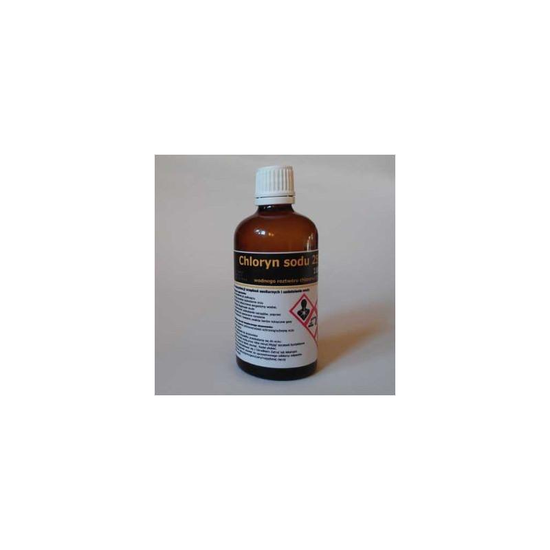 Chloryn sodu r-r (mms) 25% 100ml