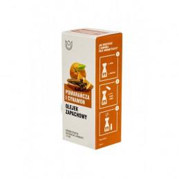 POMARAŃCZA i CYNAMON - Olejek zapachowy (12ml)