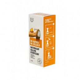 DO KĄPIELI NA CELLULIT - Naturalny olejek eteryczny (12ml)