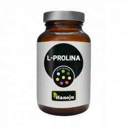 L-PROLIN / L-Prolina (90 kapsułek x 500mg) HANOJU