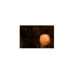 Świecznik solny naturalny 1-1,5 kg ZDROWIE NATURY