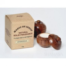Aphrodesia - naturalne perfumy w kremie 6 g Magic of India