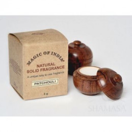 Patchouli - naturalne perfumy w kremie 6 g Song of India