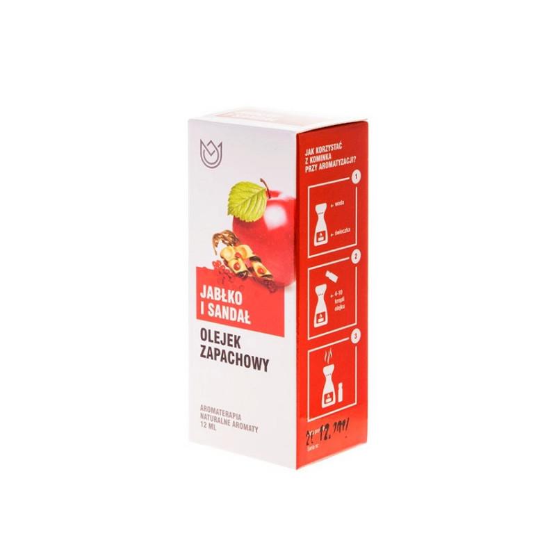 JABŁKO i SANDAŁ - Olejek zapachowy (12ml)