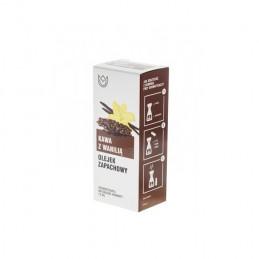KAWA z WANILIĄ - Olejek zapachowy (12 ml)