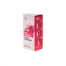 RÓŻA i ORCHIDEA - Olejek zapachowy (12 ml)
