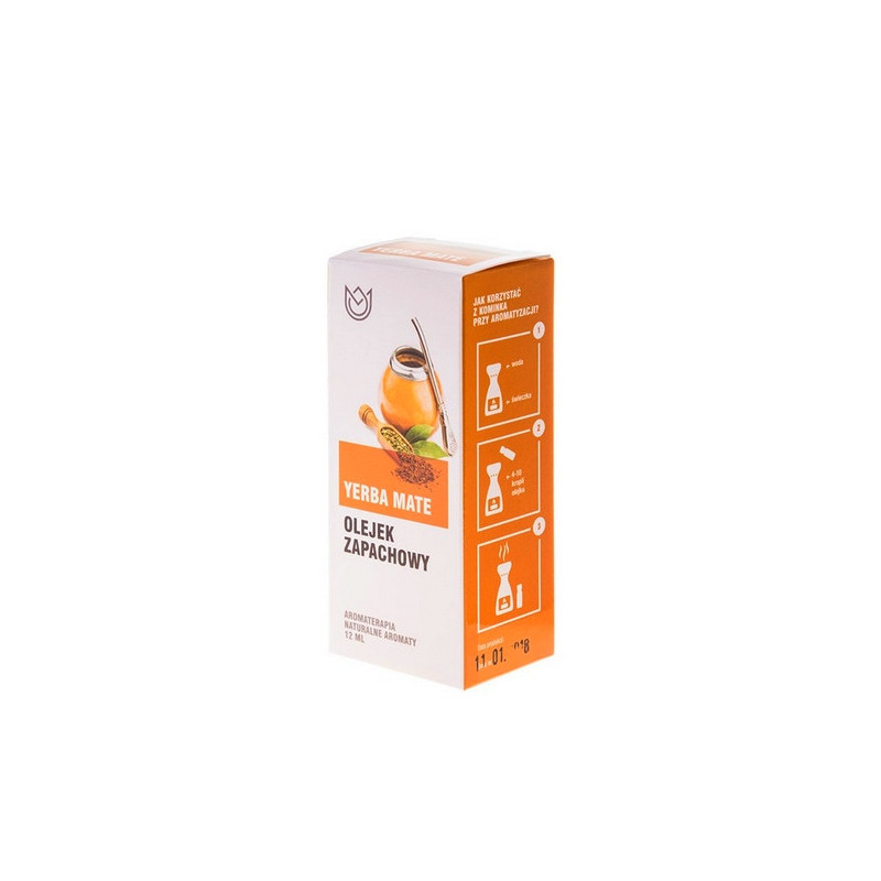 YERBA MATE - Olejek zapachowy (12ml)