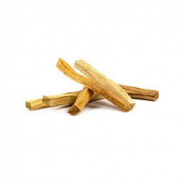 PALO SANTO kadzidło drewniane (Bursera Graveolens, święte drzewo Indian) 100 g