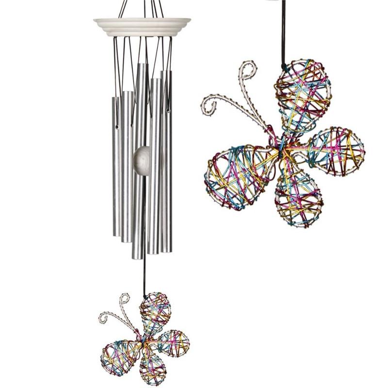 Dzwonek wietrzny CONFETTI Isabelle's Dancing Butterfly™ Woodstock Chimes®
