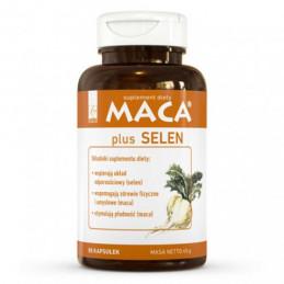 Maca plus Selen 80 kaps. A-Z MEDICA /01.2020/