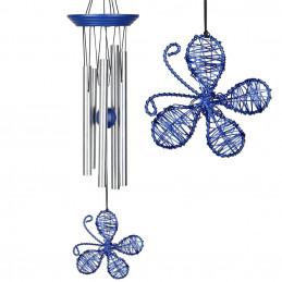 Dzwonek wietrzny ROYAL BLUE Isabelle's Dancing Butterfly™ Woodstock Chimes®