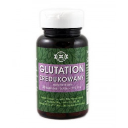 Glutation zredukowany 250 mg 30 kaps.