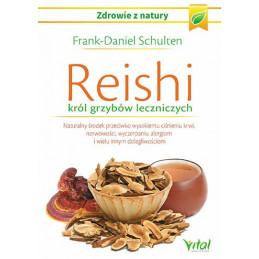 Reishi - król grzybów leczniczych