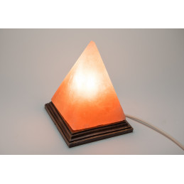 """LAMPA SOLNA PIRAMIDA """"L"""" 2-3 kg ZDROWIE NATURY"""