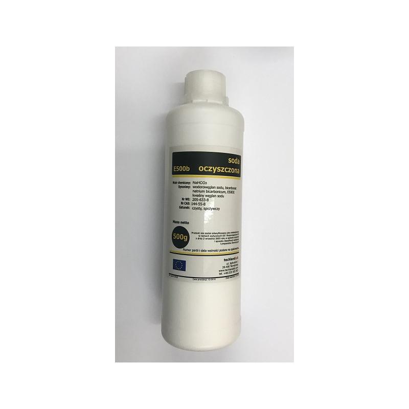 Soda oczyszczona - wodorowęglan sodu 500g