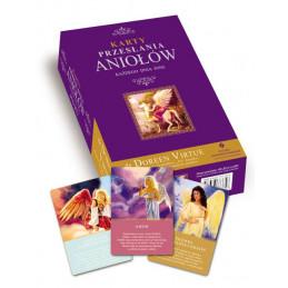 Karty przesłania aniołów + książeczka (instrukcja)