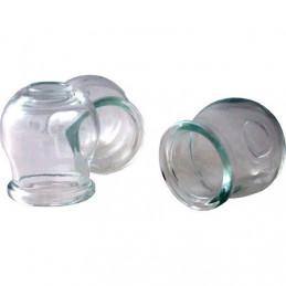 Bańki szklane uniwersalne (lekarskie) kpl. 20 szt