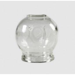 Bańka szklana fi 55 mm #5 (98 x 95 mm)TCM
