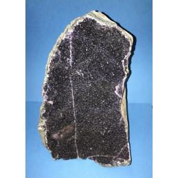Ametyst geoda - waga 5,65 kg - 28 x 19 x 12,5 cm
