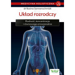 Medycyna holistyczna t8 Uklad rozrodczy Rosina Sonnenschmidt IK