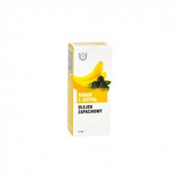 BANAN-JEŻYNA - Olejek zapachowy (12 ml)