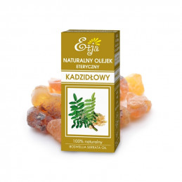 Olejek kadzidłowy naturalny, eteryczny (10 ml) Etja (07.2022)