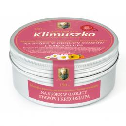 Mazidło Klasztorne DERMATICUS rozgrzewające - Na skórę w okolicy stawów i kręgosłupa (150 ml) Klimuszko (04.2022)