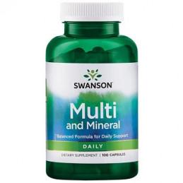 Daily Multi- Vitamin and...