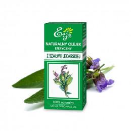 Olejek z szałwii lekarskiej naturalny, eteryczny (10 ml) Etja