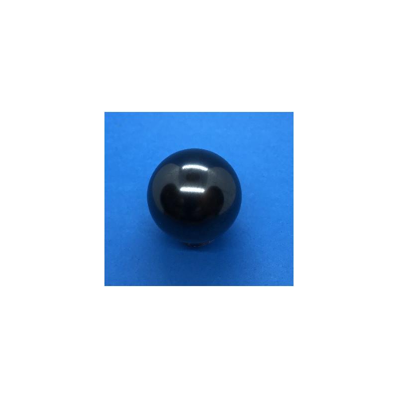 Kula z szungitu polerowana - 50 mm