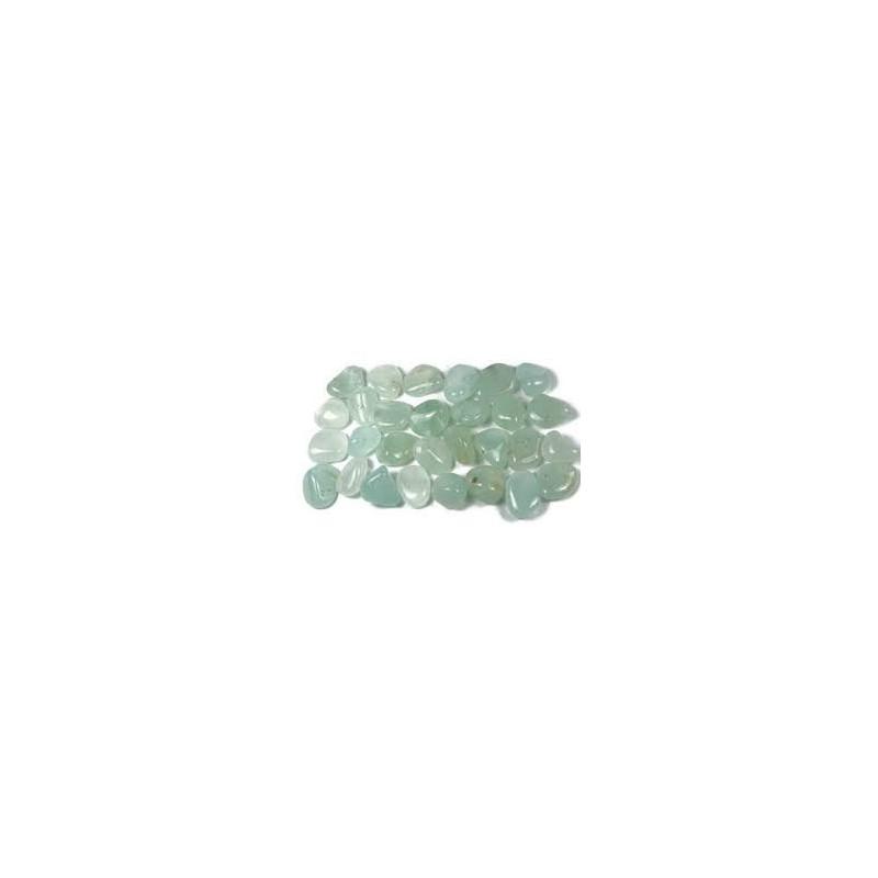 Zestaw 3 kamieni. Prenit kamień bębnowany 1,5 x 1 cm