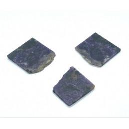 Czaroit płytka 35 x 25-35 x 3 mm