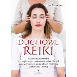 (Ebook) Duchowe Reiki....