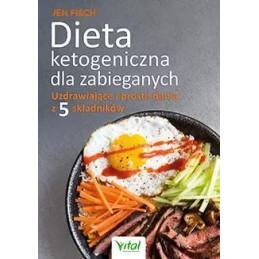Dieta  ketogeniczna dla zabieganych Jane Fisch IK