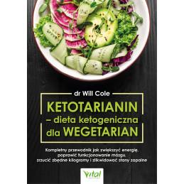 Ketotarianin dieta ketogeniczna dla wegetarian Will Cole EK