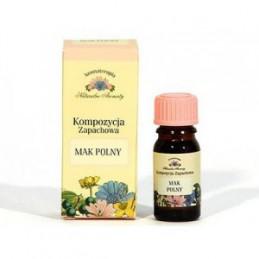 Mak polny - kompozycja zapachowa