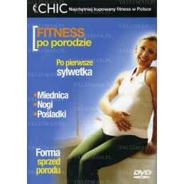 Fitness po porodzie - DVD