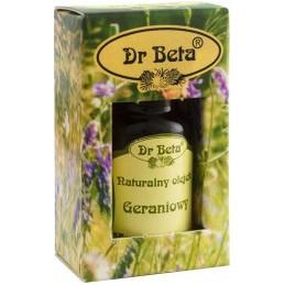 Olejek geraniowy - eteryczny Dr Beta